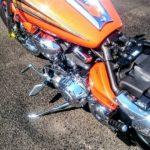 車磨き バイク